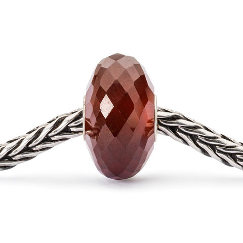 Trollbeads Bead Hessonite Garnet