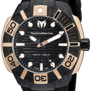 TechnoMarine Watch Black Reef TM-514002