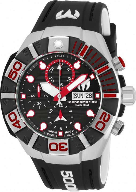 TechnoMarine Watch Reef Mens TM-515023