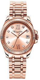 Thomas Sabo Watch Glam & Soul Ladies WA0220-265-208-33