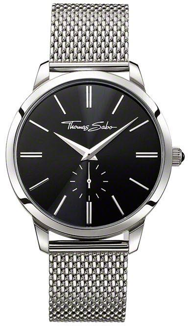 Thomas Sabo Watch Rebel At Heart Mens