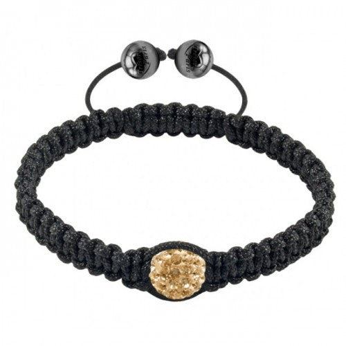 Tresor Paris Bracelet Gold Crystal S