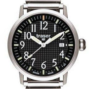 Traser H3 Watch Classic Black