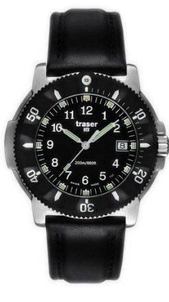 Traser H3 Watch P 6502 Navigator Leather