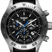 Traser H3 Watch Classic Aurora Chrono Leather