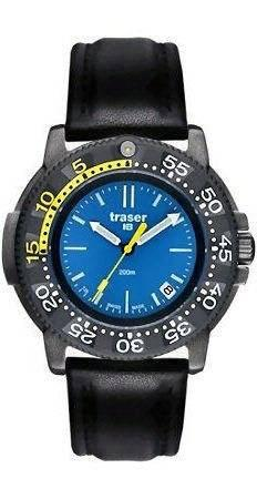 Traser H3 Watch P 6504 Nautic Leather