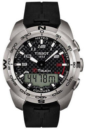 Tissot Watch T-Touch Expert Titanium T0134204720200