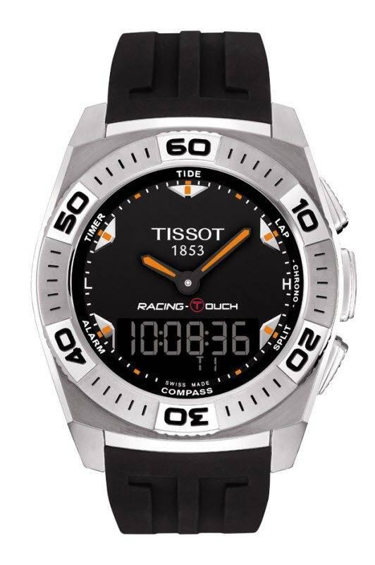 Tissot Watch Racing Touch S T0025201705102