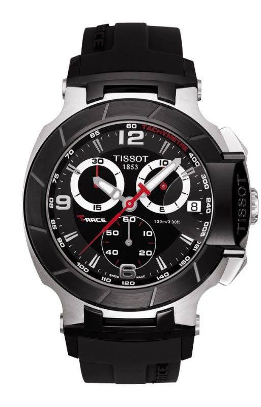 Tissot Watch T-Race T0484172705700