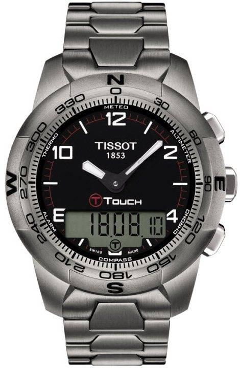 Tissot Watch T-Touch II Titanium T0474204405700