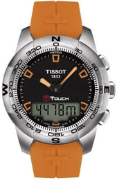 Tissot Watch T-Touch II Stainless Steel T0474201705101