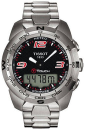 Tissot Watch T-Touch Expert Stainless Steel T0134201105700