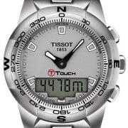 Tissot Watch T-Touch II Stainless Steel T0474201107100