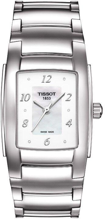 Tissot Watch T-Trend Ladies Watch D T0733101111600