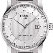 Tissot Watch Titanium Automatic T0874074403700