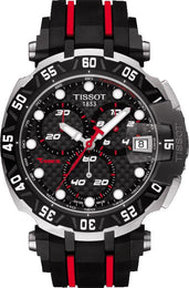 Tissot Watch T-Race MotoGP Chronograph Quartz 2015 Limited Edition T0924172720100