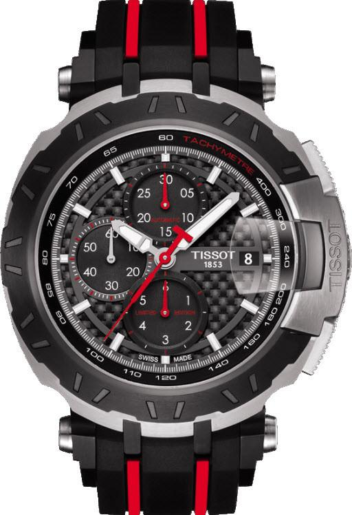 Tissot Watch T-Race MotoGP Limited Edition 2016 T0924272720100