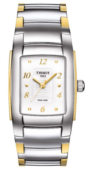 Tissot Watch T10 Ladies Watch D T0733102201700