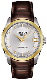 Tissot Watch Couturier T0352072603100