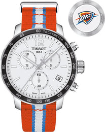 Tissot Watch Quickster NBA Oklahoma City Thunder T0954171703714