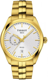 Tissot Watch PR100 Dual Time T1014523303100
