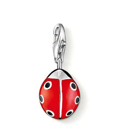 Thomas Sabo Charm Lady Bug Silver