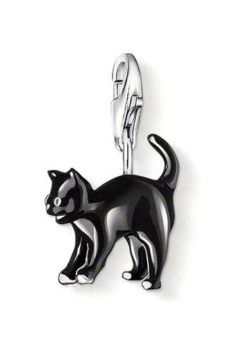Thomas Sabo Charm Cat Silver