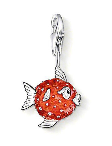Thomas Sabo Charm Blowfish Silver
