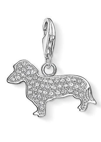 Thomas Sabo Charm Dog Silver
