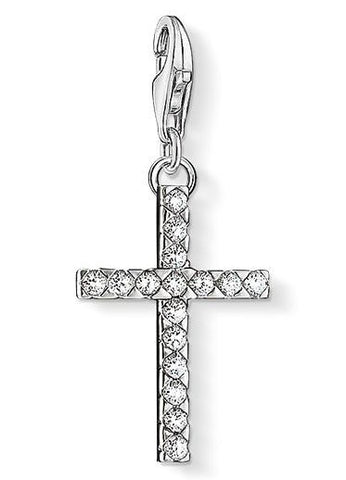 Thomas Sabo Charm Cross Silver