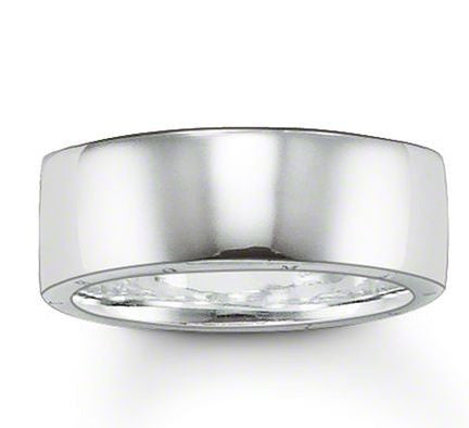 Thomas Sabo Ring Rebel At Heart Silver D