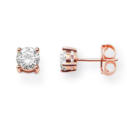 Thomas Sabo Earrings Glam & Soul Rose Gold