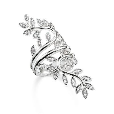 Thomas Sabo Ring Glam & Soul Fairy Twines Silver