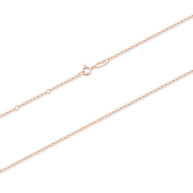 Thomas Sabo Earrings Charm Club Rose Gold Chain