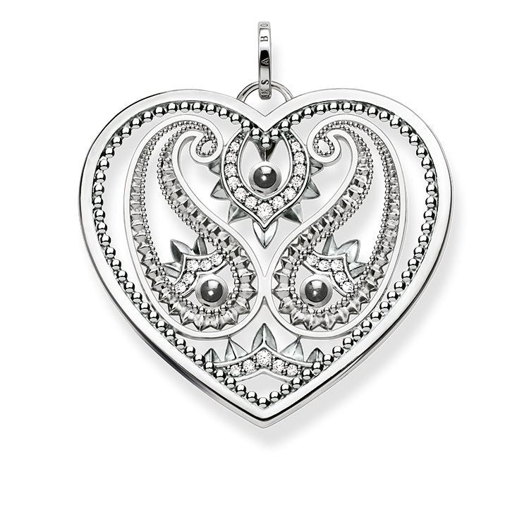 Thomas sabo glam and soul sterling silver paisley heart pendant d thomas sabo glam and soul sterling silver paisley heart pendant d aloadofball Gallery
