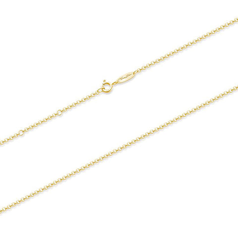 Thomas Sabo Necklace Glam & Soul Yellow Gold