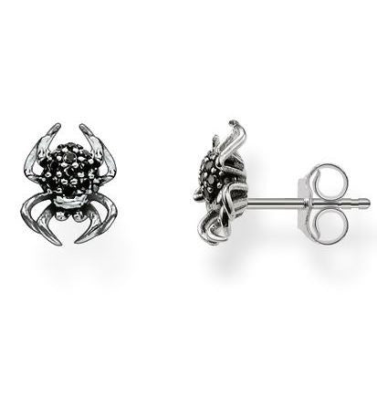Thomas Sabo Earrings Glam & Soul Ear Studs Spider Silver D