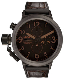 U-Boat Flightdeck 50 Ceramic Brown D 5413