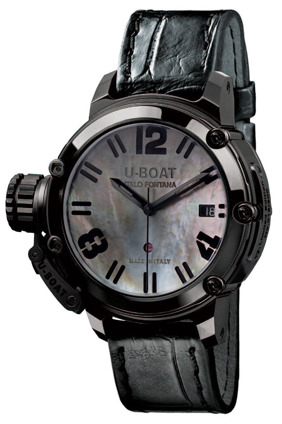 U-Boat Watch Chimera PVD Mother Of Pearl 8031