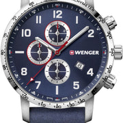 Wenger Watch Attitude Vertical Chrono 01.1543.109