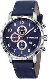Wenger Watch Attitude Vertical Chrono Mens