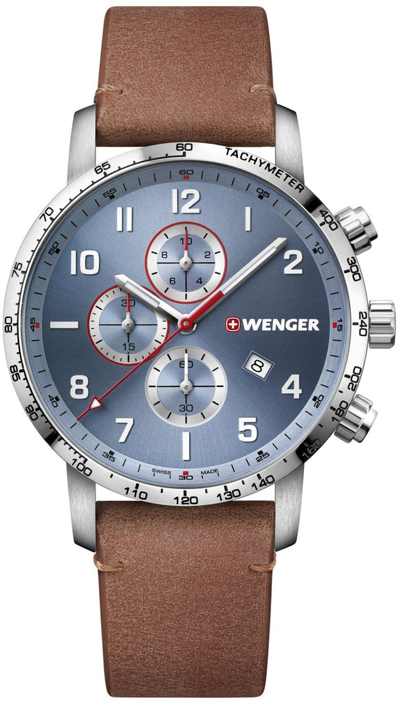 Wenger Watch Attitude Chrono 01.1543.114