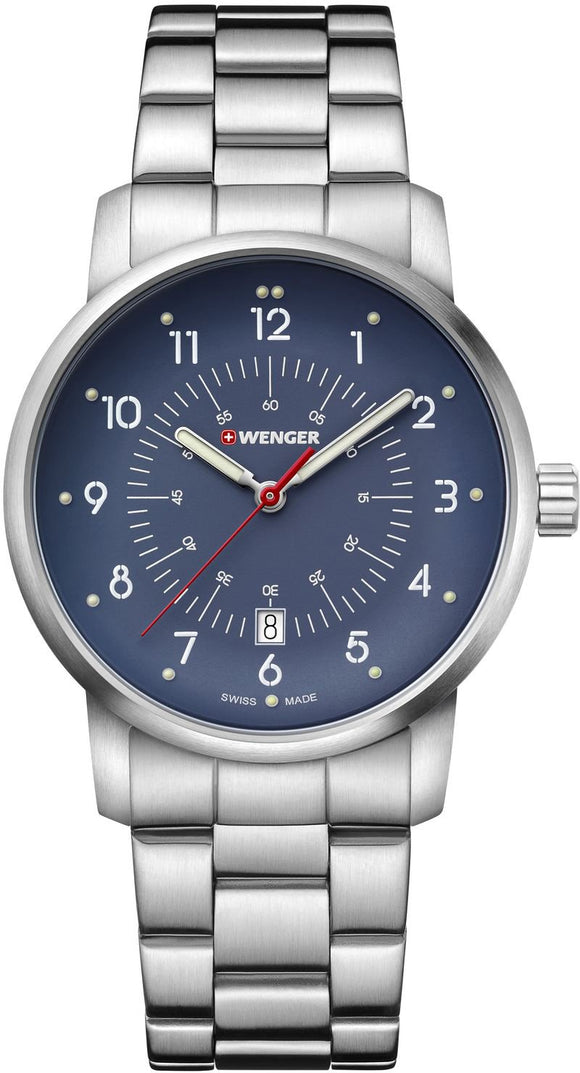 Wenger Watch Avenue 01.1641.118
