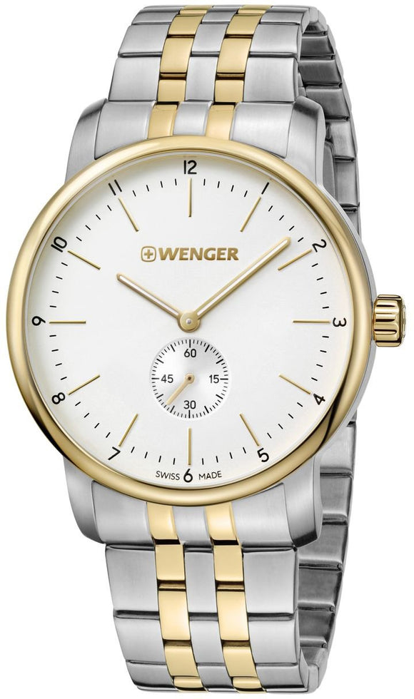 Wenger Watch Urban Classic Petite Seconde Mens