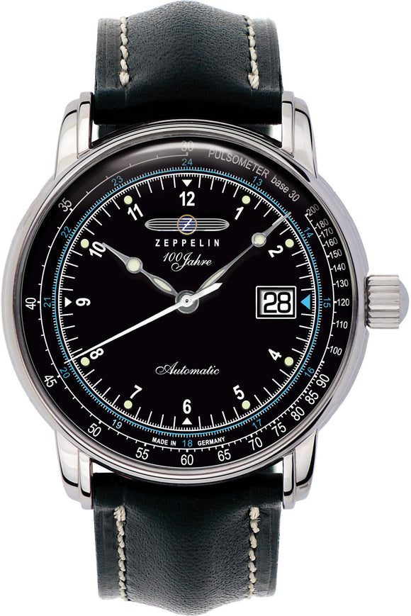Zeppelin Watch 100 Years Zeppelin 7664-2