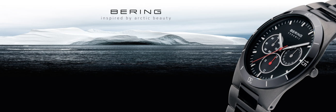 Bering Watches banner