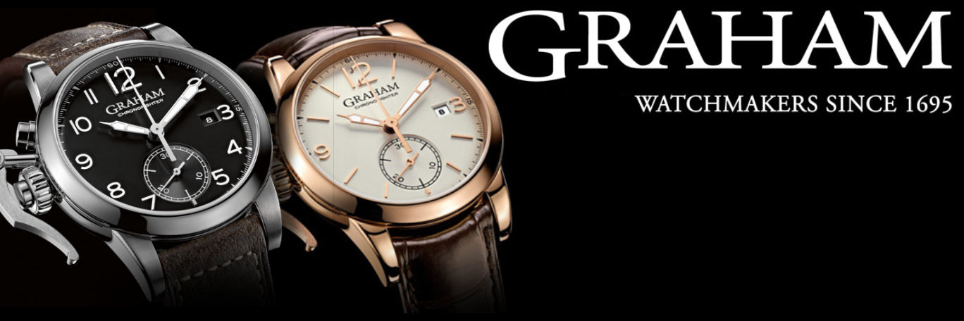 graham watches i shop vintage chronofighter