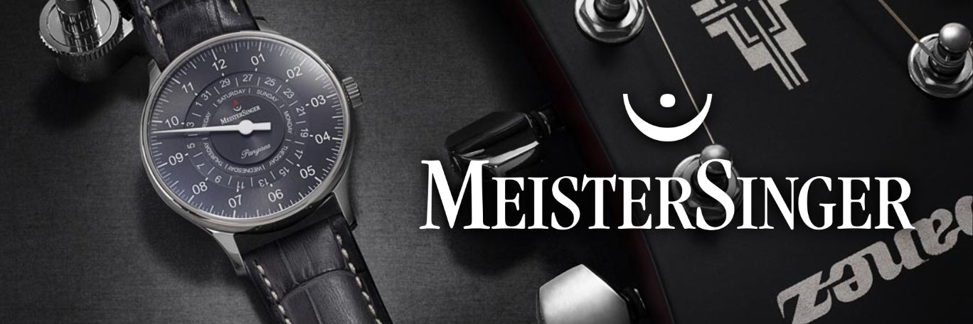 Meistersinger Watches banner