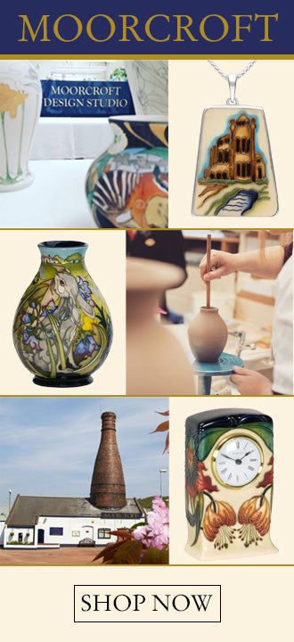 Moorcroft Pottery - Shop Now