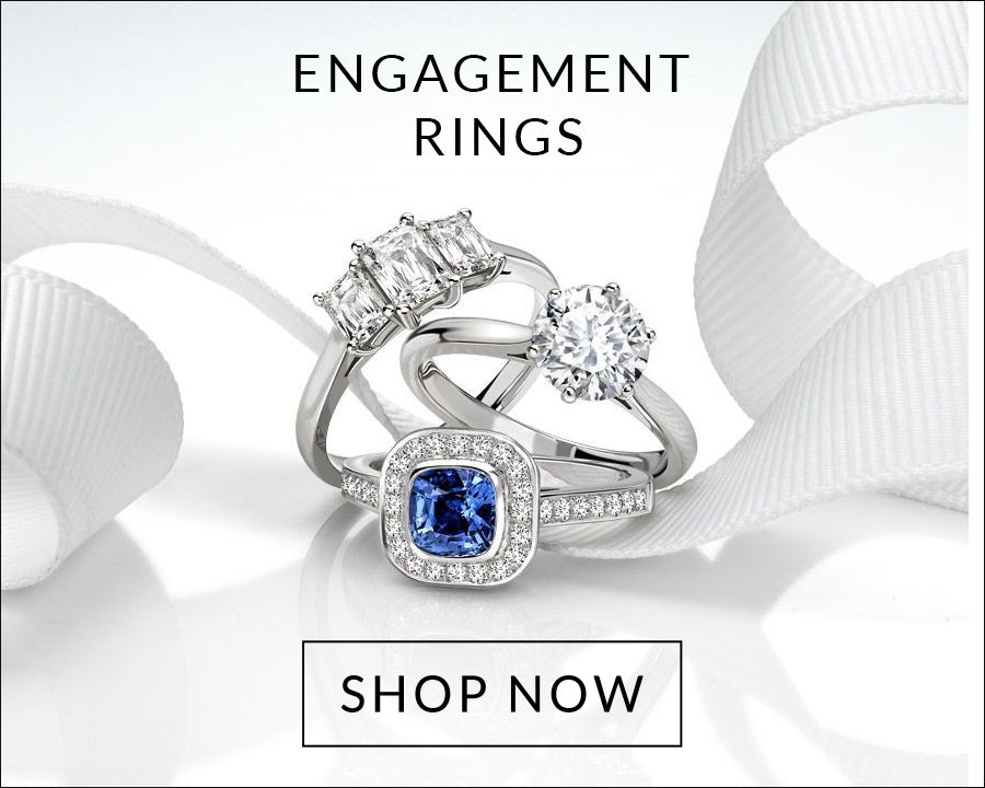 Engagement Rings - Shop Now